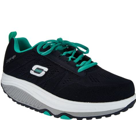 skechers skech knit memory foam skechers skech knit with memory foam shape ups 2 0