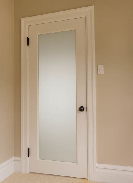 Bedroom Door Repair One Panel Mdf Doors Traditional Bedroom San