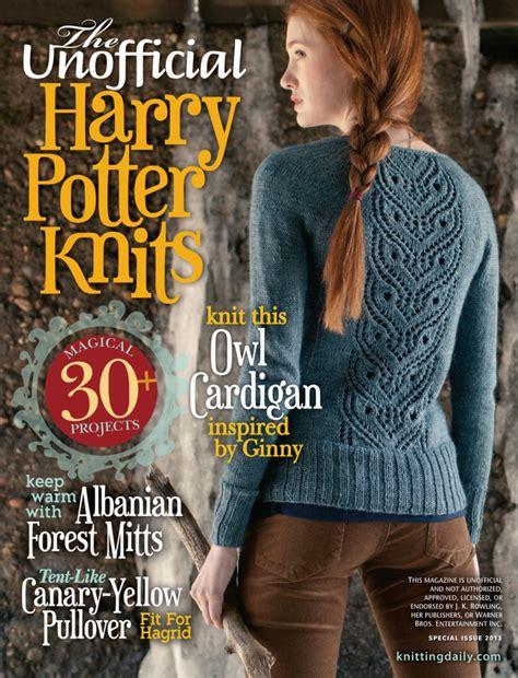 Comment Tricoter Une Echarpe Harry Potter