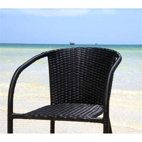 fauteuil de jardin en r 233 sine tress 233 e mod 232 le bora wood en stock
