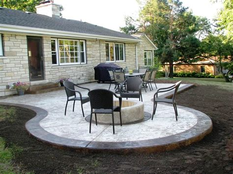 outdoor concrete patio designs concrete patio design ideas cheap garden paving concrete