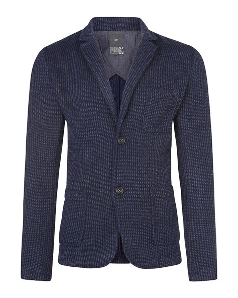knitted blazers heren knitted blazer 78973602 we fashion