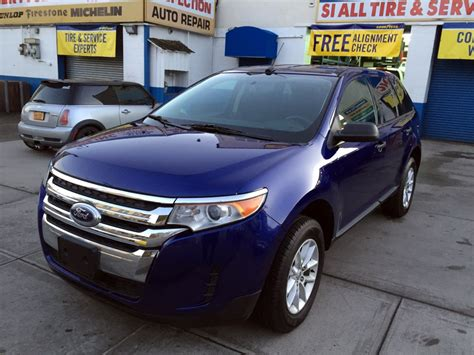 2014 Ford Edge For Sale by Used 2014 Ford Edge Se Suv 11 990 00