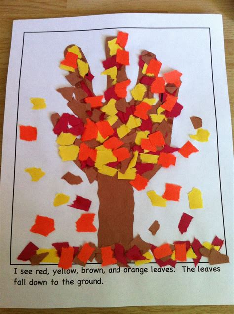 free fall crafts for kindergarten at play my fall season activities