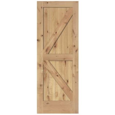 24 inch exterior door home depot steves sons 24 in x 80 in 2 panel barn solid