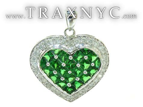 Image result for Diamond Heart Pendant
