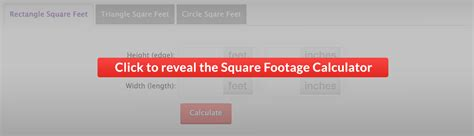 how to calculate the square footage of a house how to calculate square footage calc