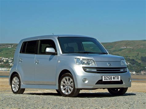 Daihatsu Materia by Daihatsu Materia Japanese Car Photos 2008 Lawyers