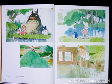 totoro picture book book review the of totoro parka blogs