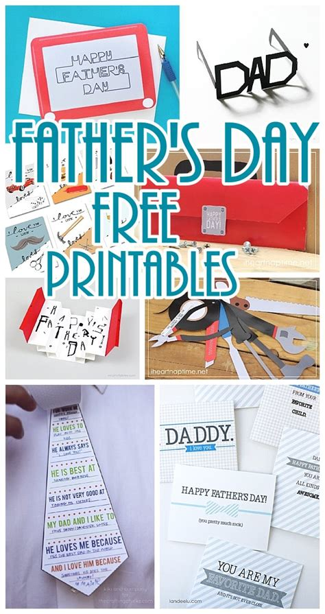 fathers day paper crafts diy s day cards the best free printable paper