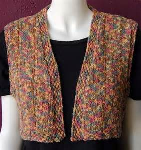 knit patterns for vests in one knit vest tric 244