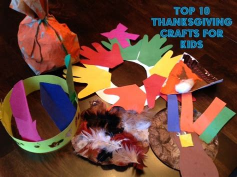 The 10 Best Thanksgiving Crafts For Simply Adorable