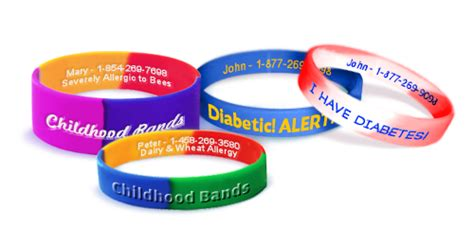 where can i get a custom rubber st made where can i get personalized rubber bracelets best