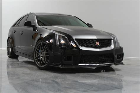 Cadillac Cts V Wagon For Sale by A 675hp Cadillac Cts V Wagon Cars For Sale