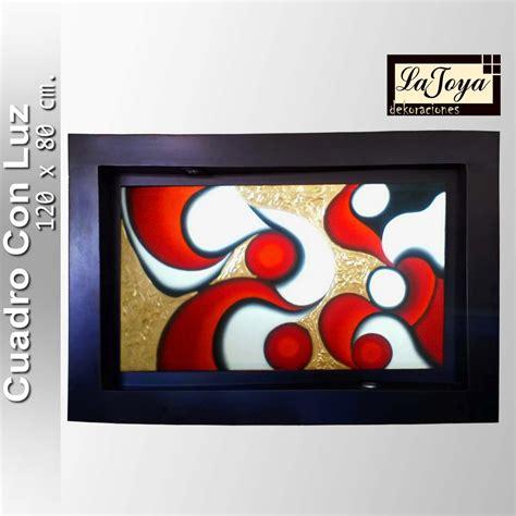 cuadros con luz cuadros con luz pintura al 211 leo abstractos frutas