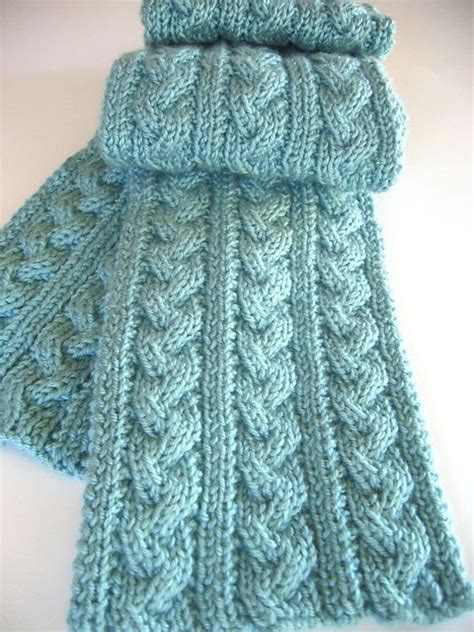 cable knit scarf pattern reversible cable knitting patterns in the loop knitting