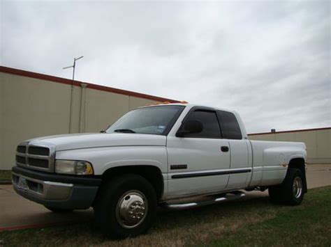 old car manuals online 2000 dodge ram 3500 interior lighting purchase used 2000 dodge ram 3500 diesel 5 9 cummins 5 speed manual standart hot deal in