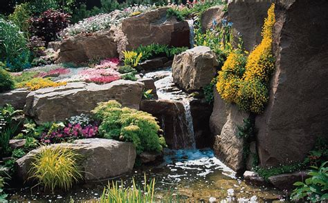 how to build a rock garden padstyle interior design