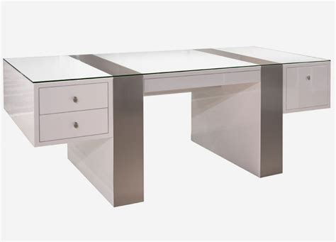 modern white desks sh01 white lacquer desk executive