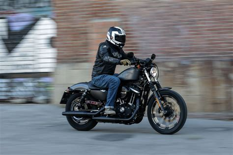 harley ride ride harley davidson sportster ir visordown