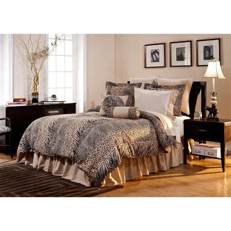 california king bed in a bag set safari california king size 12 bed in a bag