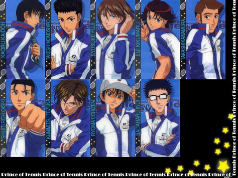 new prince of tennis seigaku prince of tennis wallpaper 24297336 fanpop