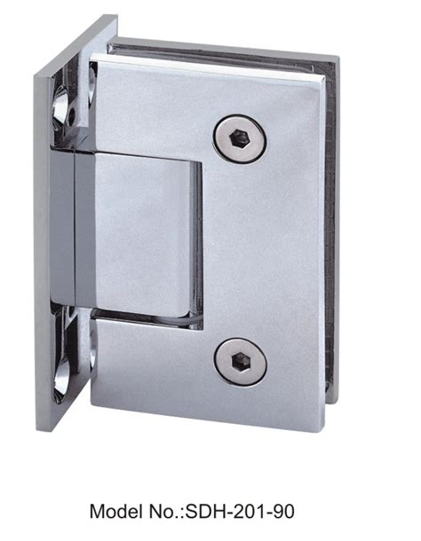 glass door hinges shower 90 degree square edged shower door hinge glass to wall for