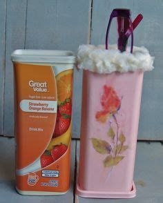 decoupage on plastic containers best 25 plastic container crafts ideas on