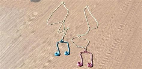 wire jewelry ideas to make wire jewelry ideas how to make a note necklace