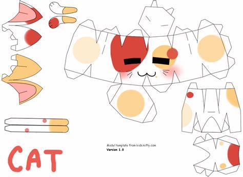 Cat Papercraft By Johananderssongx On Deviantart