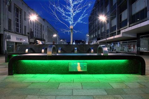 sheffield lights sheffield lights up with ark lighting highways