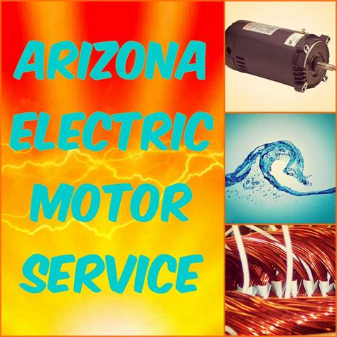 Electric Motor Service by Arizona Electric Motor Service Home