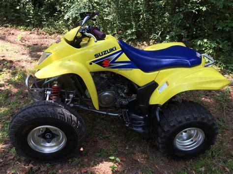 Suzuki Quadsport Z250 by Suzuki Quadsport Z250 Motorcycles For Sale