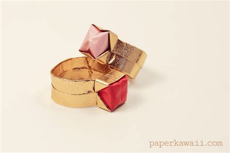 origami ring free coloring pages origami ring box with lid