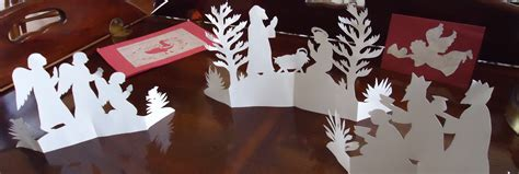 made out of paper paper cut out ornaments decore