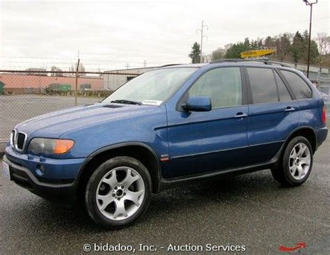 2003 Bmw Suv by Purchase Used 2003 Bmw X5 3 0 Awd Suv Sport Utility