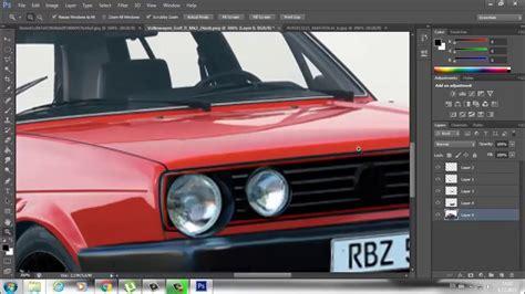 Car Photoshop Program by Photoshop Cs6 Car Tuning