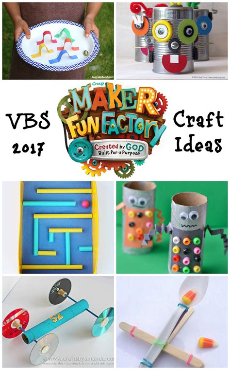 vbs craft ideas for maker factory vbs craft ideas maker factory vbs