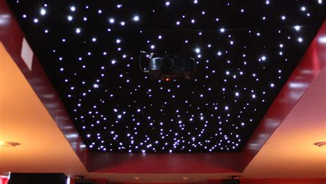fiber optic ceiling installing a fiber optic starfield ceiling make