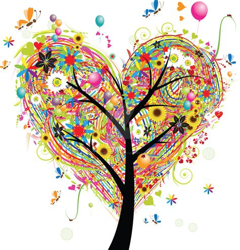 colorful tree colorful floral tree by artbeautifulcloth on deviantart