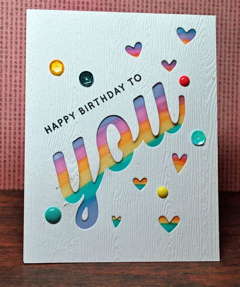how to make a happy birthday card shiny tin foil 187 archive 187 big you happy birthday card