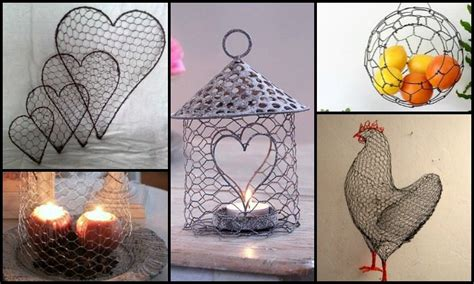 wire craft projects chicken wire craft ideas craft projects for every fan