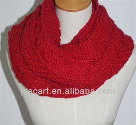 free knitting pattern for snood scarf knitting free pattern scarf and snood ksa 025 scarf knit