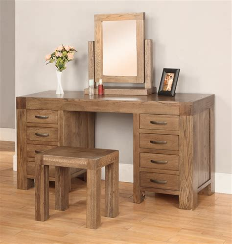 bedroom furniture with dressing table sandringham solid oak bedroom furniture dressing