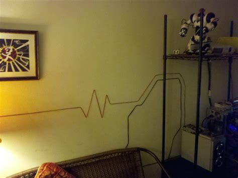 Apartment Setup Ideas 8 neat ways to hide or make due with wires room amp bath