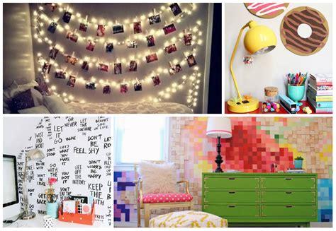 decoracion habitacion con fotos diy decoraciones para tu habitaci 243 n