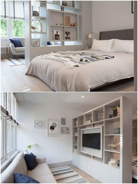studio bedroom ideas 10 ideas for room dividers in a studio apartment