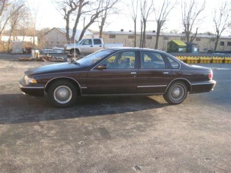 automobile air conditioning repair 1996 chevrolet caprice classic transmission control sell used 1996 chevy caprice classic in newtown square pennsylvania united states