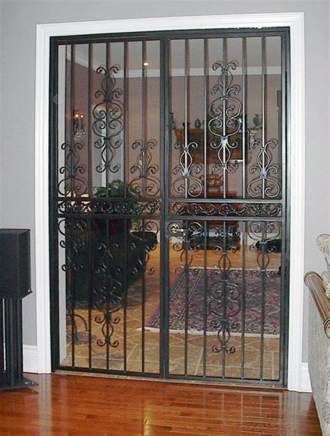 security gate for front door 17 best images about security gate on patio
