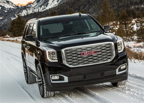 2019 Gmc Denali by 2019 Gmc Yukon Redesign The Denali Specs Release Date